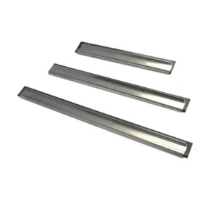 AM-67 14cm Stainless Channel With Rubber Blade