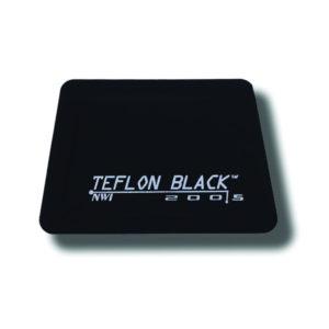 AMG 086BLK Black Hard Card Squeegee