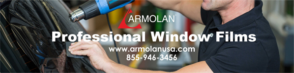 Armolan Window Film